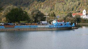 Tankprofi Dichtprüfung Schiffstank Aussenansicht