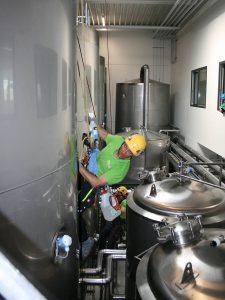 SZT Monteur bei der Qualitätssicherung – Reinigung Anlagensensibler Bereiche