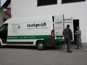 Tankprofi Servicefahrzeug